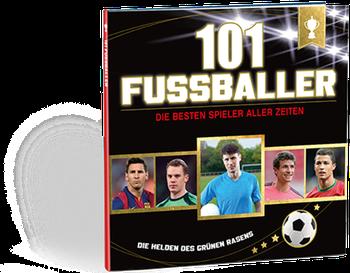 101 Fußballer – Die besten Spieler aller Zeiten