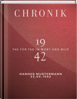 Jubiläumschronik 1942