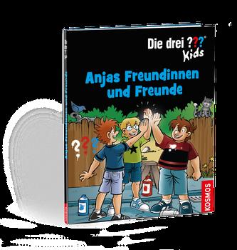 Die drei ??? Kids - Freundebuch