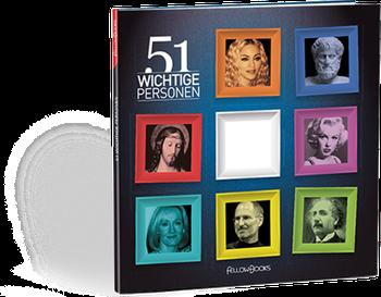 Das Geschenkbuch: 51 wichtige Personen