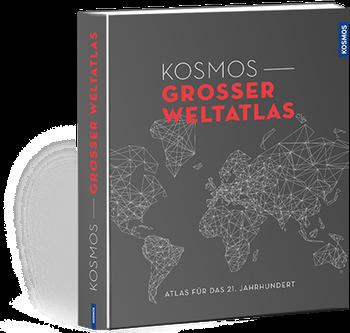 Kosmos Großer Weltatlas - Atlas für das 21. Jahrhundert