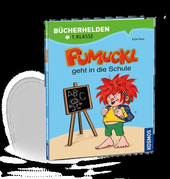 Pumuckl geht in die Schule