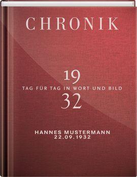 Jubiläumschronik 1932