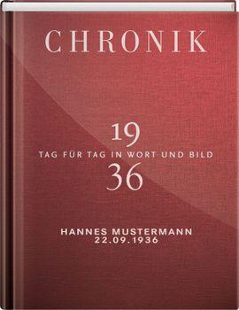 Jubiläumschronik 1936