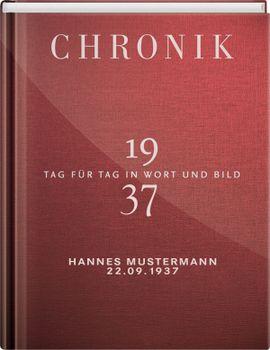 Jubiläumschronik 1937