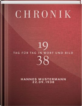 Jubiläumschronik 1938