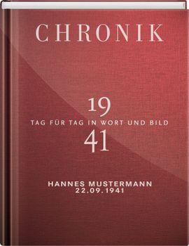 Jubiläumschronik 1941