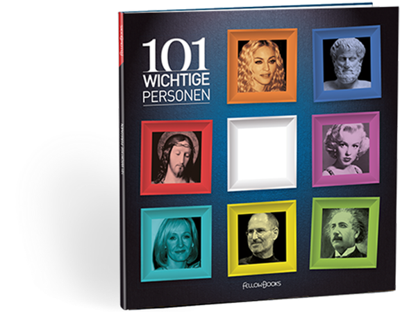 Die Geschenkidee: 101 wichtige Personen