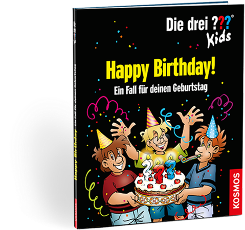 Die drei ??? Kids - Happy Birthday!